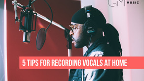 How to Record Vocals at Home