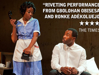 THE MOUNTAINTOP EXTENDED (Young Vic)