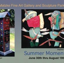Karla Matzke Fine Art Gallery and Sculpture Park