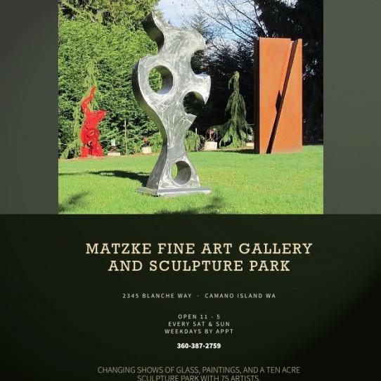 MATZKE FINE ART GALLERY AND SCULPTURE PARK