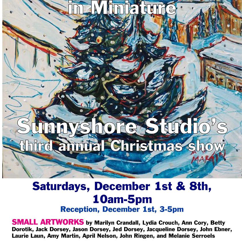 SUNNYSHORE STUDIO'S CHRISTMAS