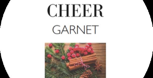Holiday Cheer | Garnet