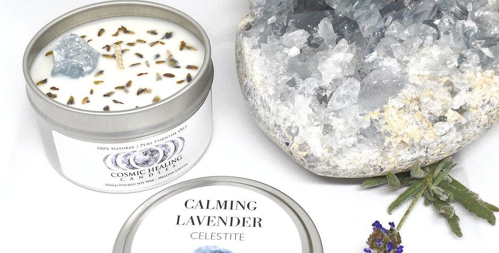 Calming Lavender | Celestite