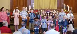 kids singing may 2019