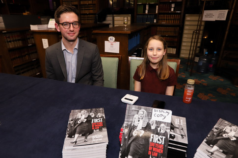 First 100 Years - book launch-2236