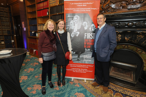 First 100 Years - book launch-2205