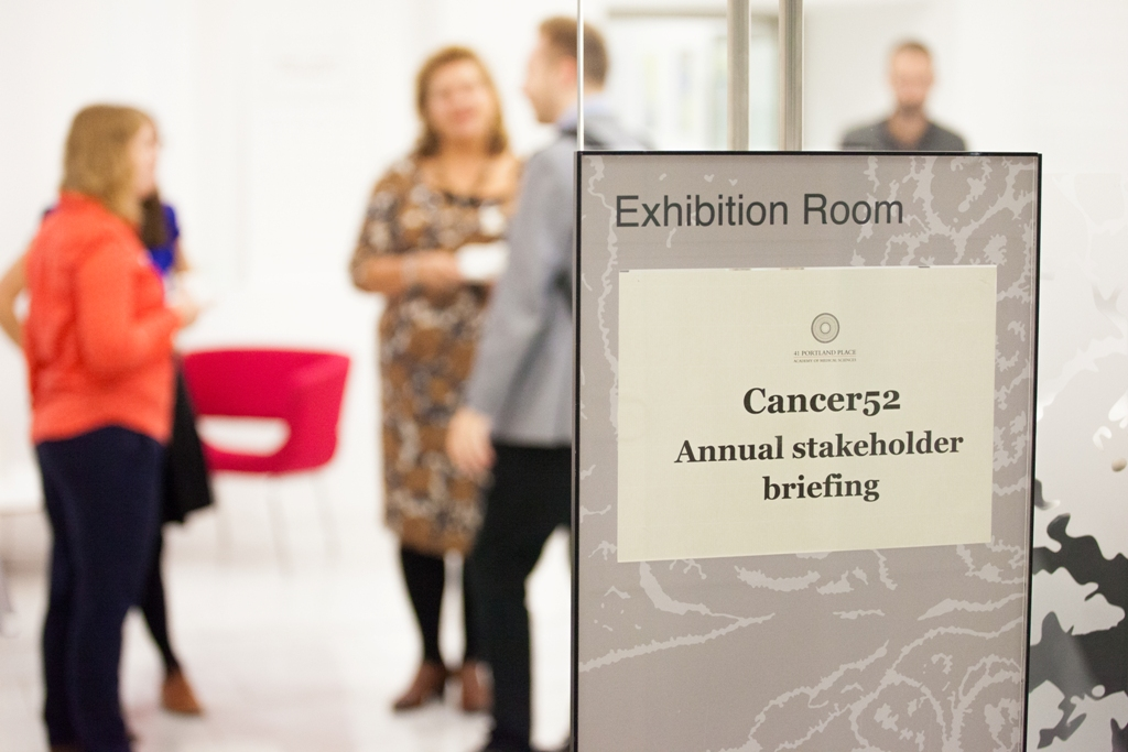 Cancer 52 - stakeholder meeting