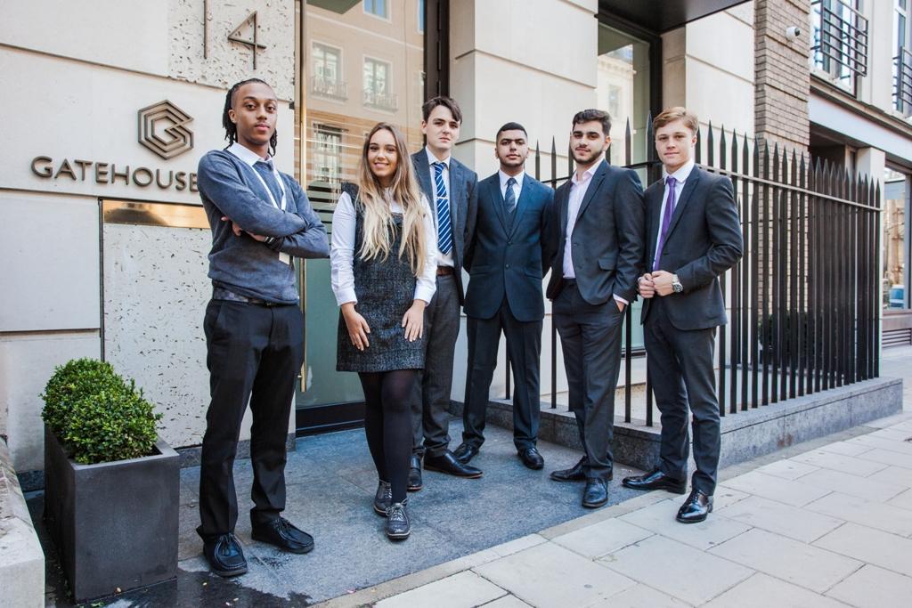 Gatehouse Bank - Apprentices