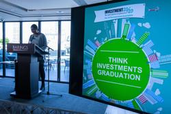 Investment 20/20 - Graduation event