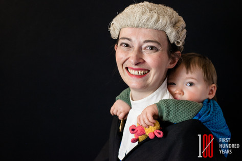 First 100 Years of Women in Law