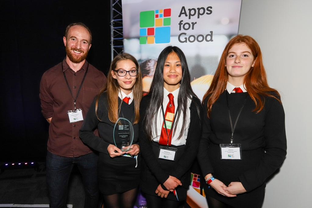 Apps for Good Awards 2019