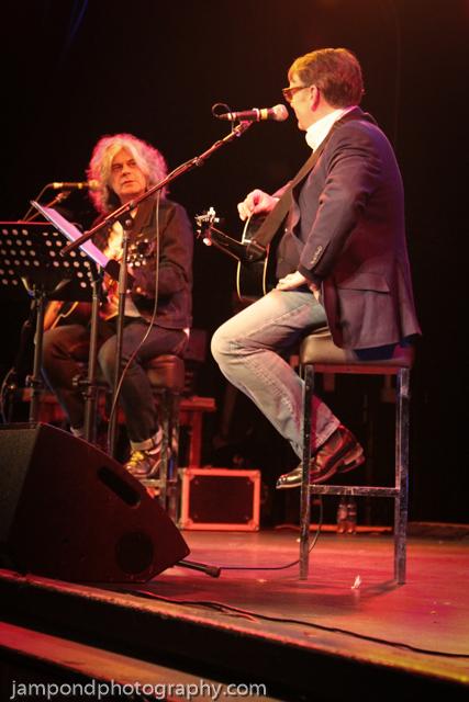 Matt Deighton and Chris Difford