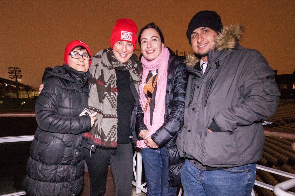 The Big Issue - sleep out