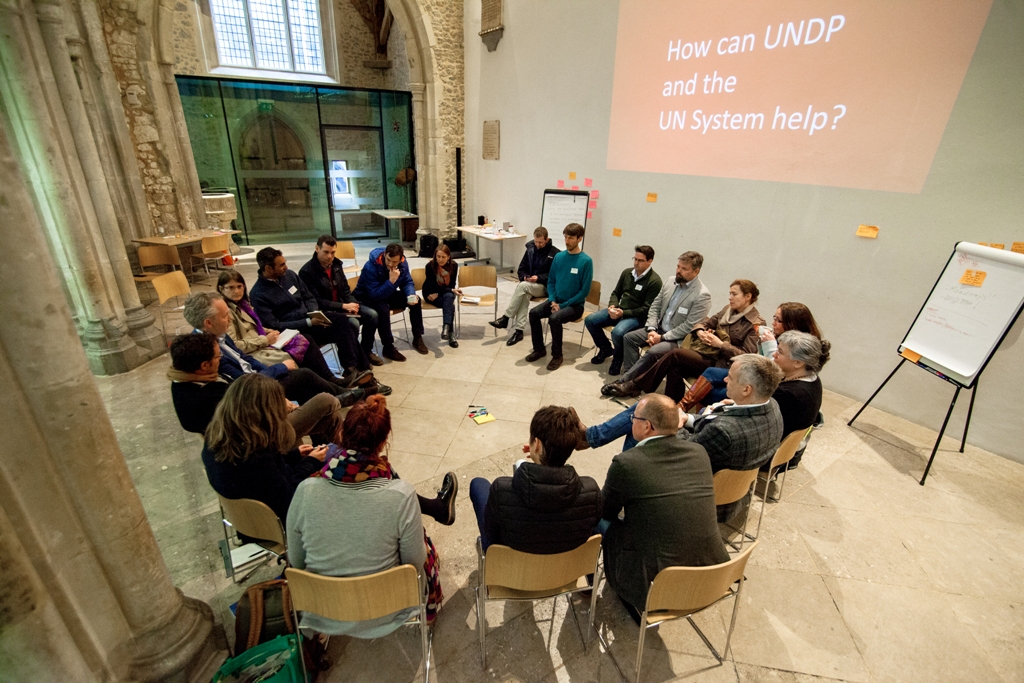 United Nations GCP - workshop