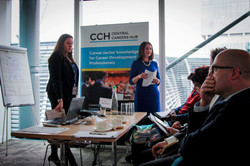 Central Careers Hub lecture