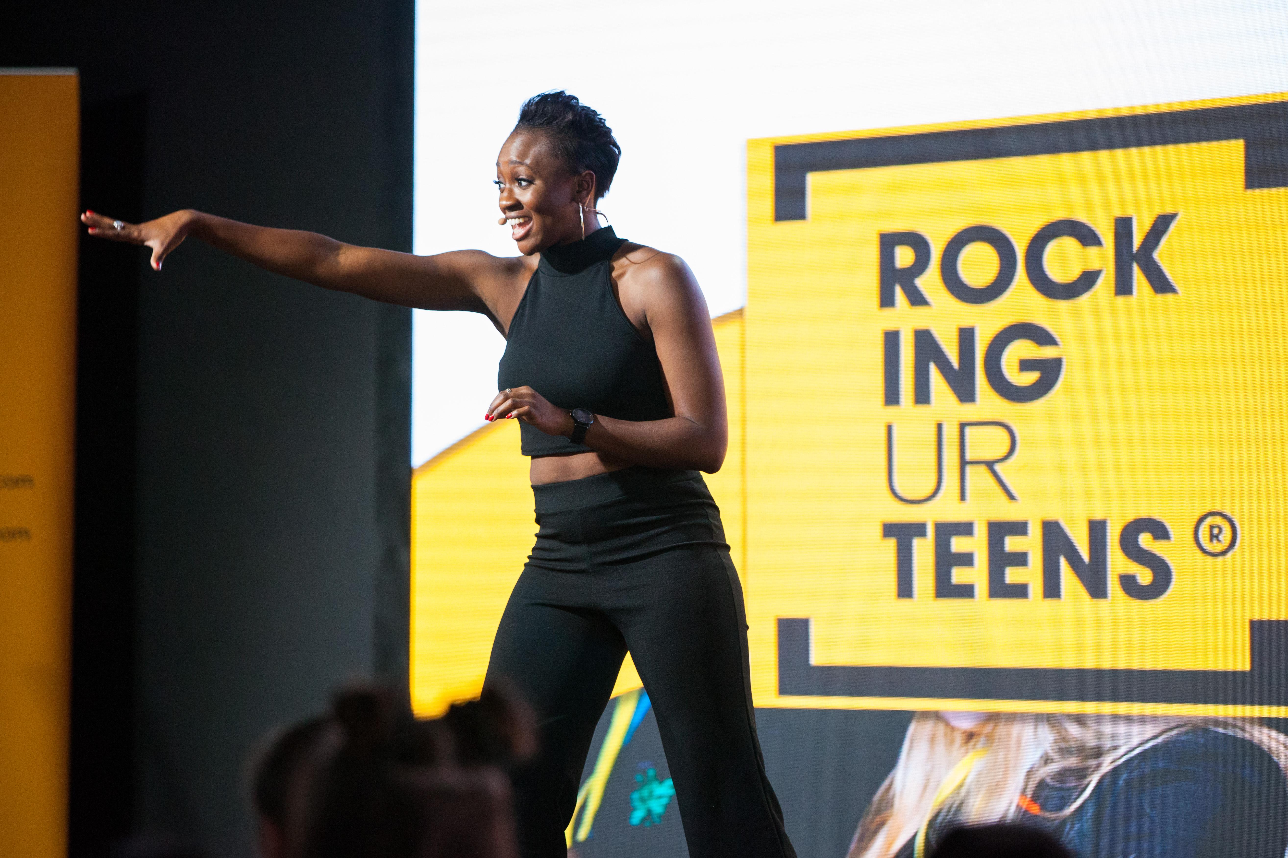 Rocking UR Teens