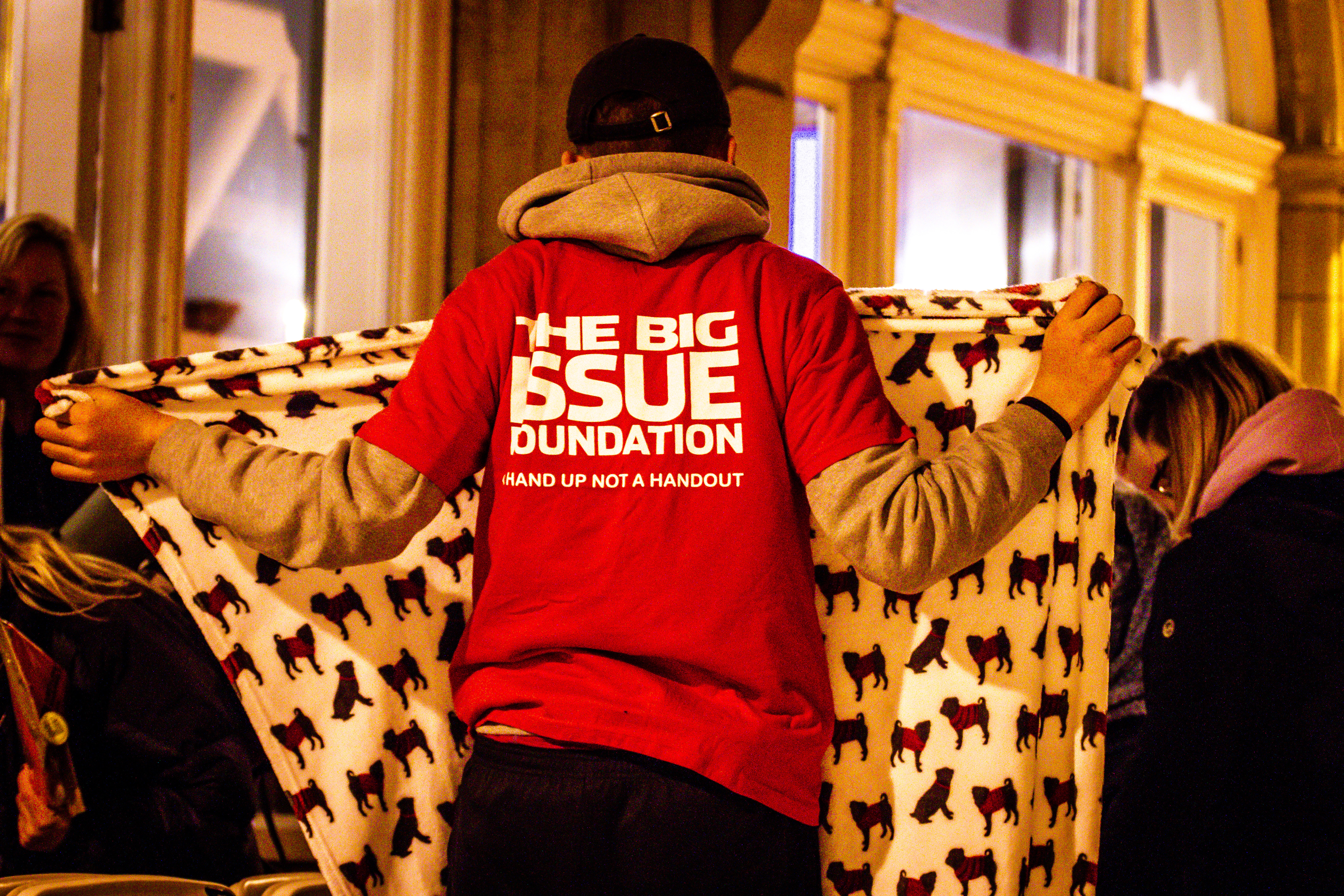 Big Issue Sleep Out