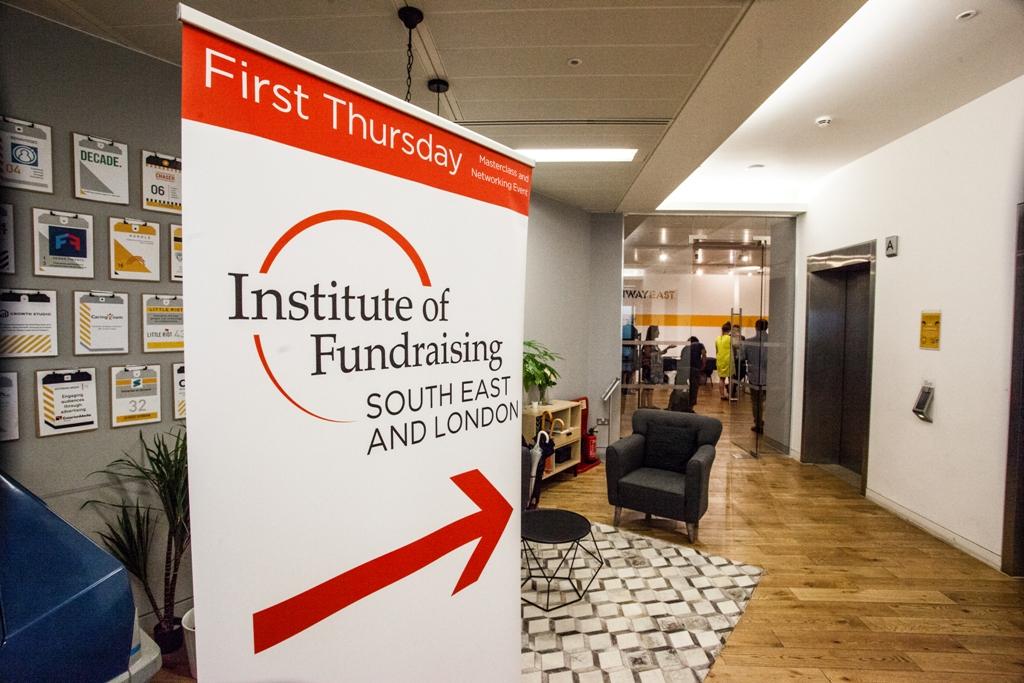 Institute of Fundraising Meeting