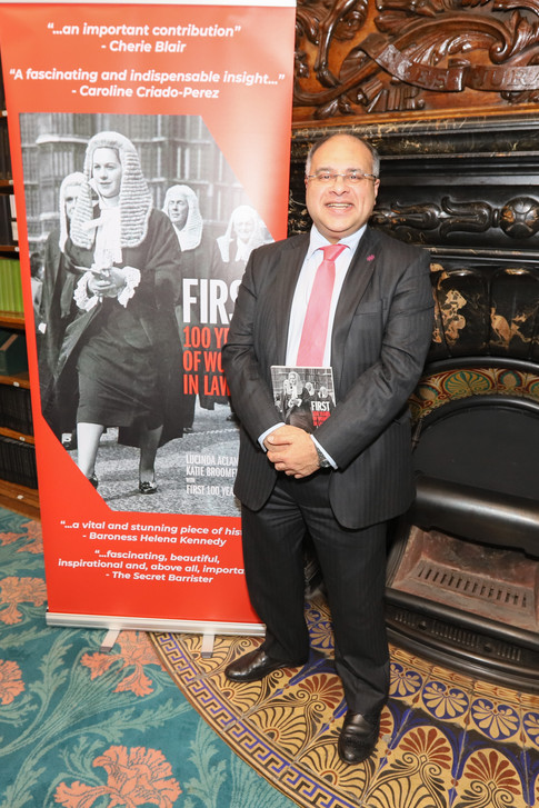 First 100 Years - book launch-2209