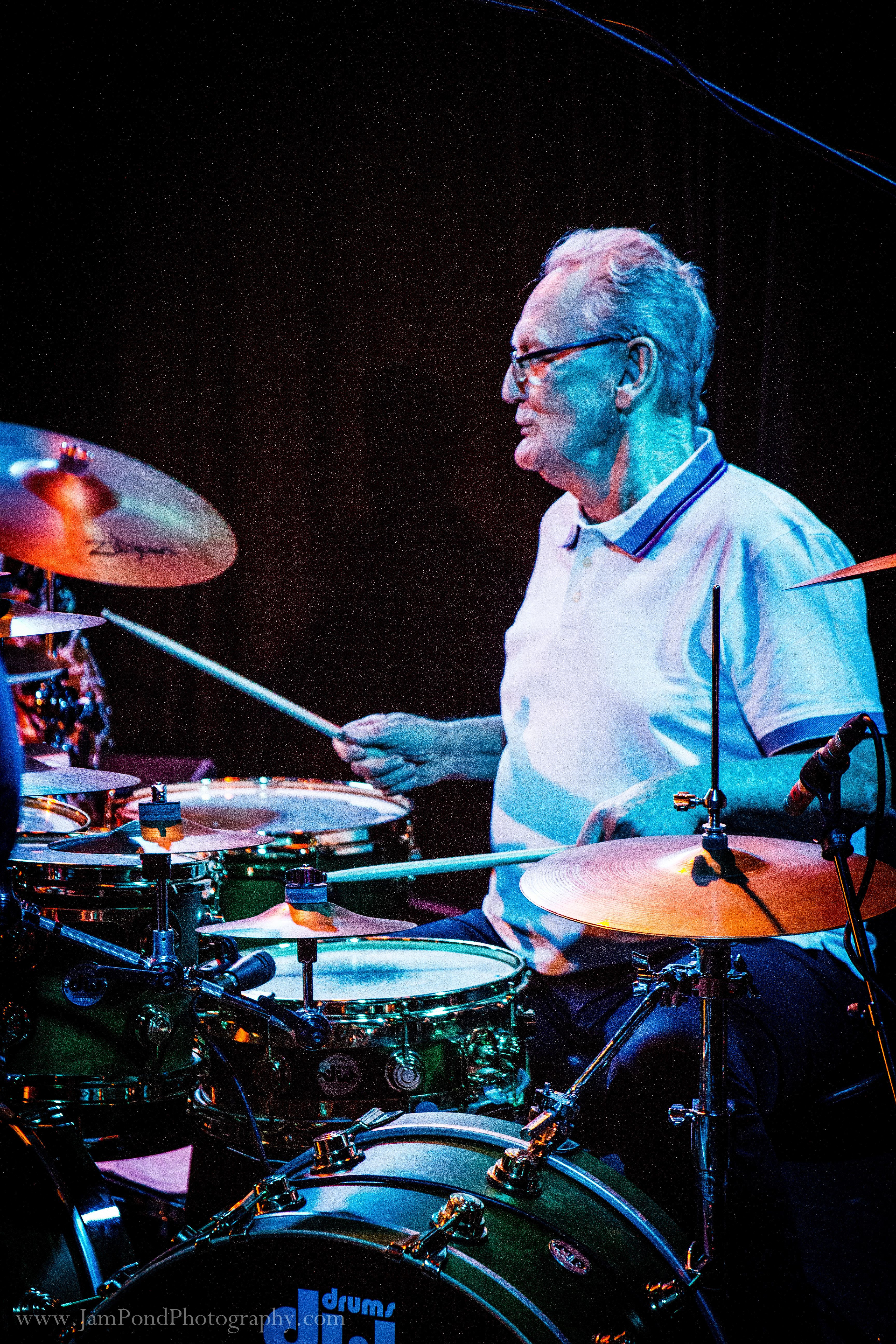 Ginger Baker's Jazz Confusion