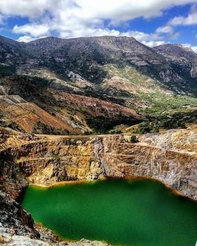 Climate Change Copper Mine