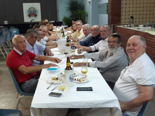 Confraternização de Natal do Conselho de Mestre Instalado da ARLS Deus e Fraternidade No. 04