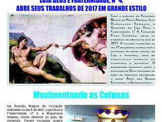 Jornal Expressão 2017 - Jan / Fev / Mar / Abr