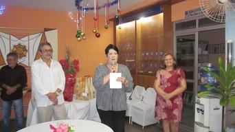 Confraternização Natalina ARLS Deus e Fraternidade Ano 2017