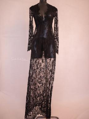 Alexandra. Black Lace.