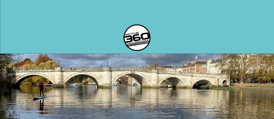 The History of the Thames at Richmond: Part 1
