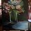 Thumbnail: Inside Garden, Original Oil Painting, Flower Art, 16*20