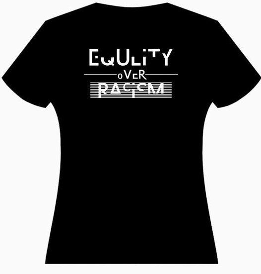 Equality Over Racism