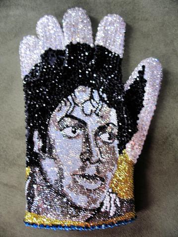 Thriller Glove