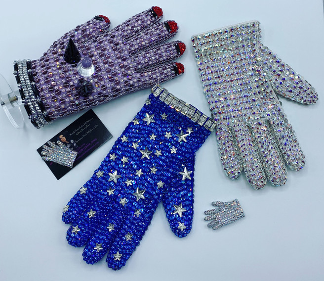 Michael Jackson Gloves