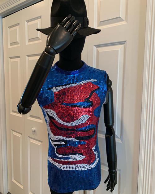 Billie Jean Sequin Billie Jean Shirt