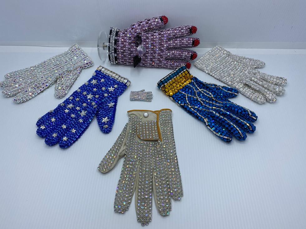 Multiple Gloves