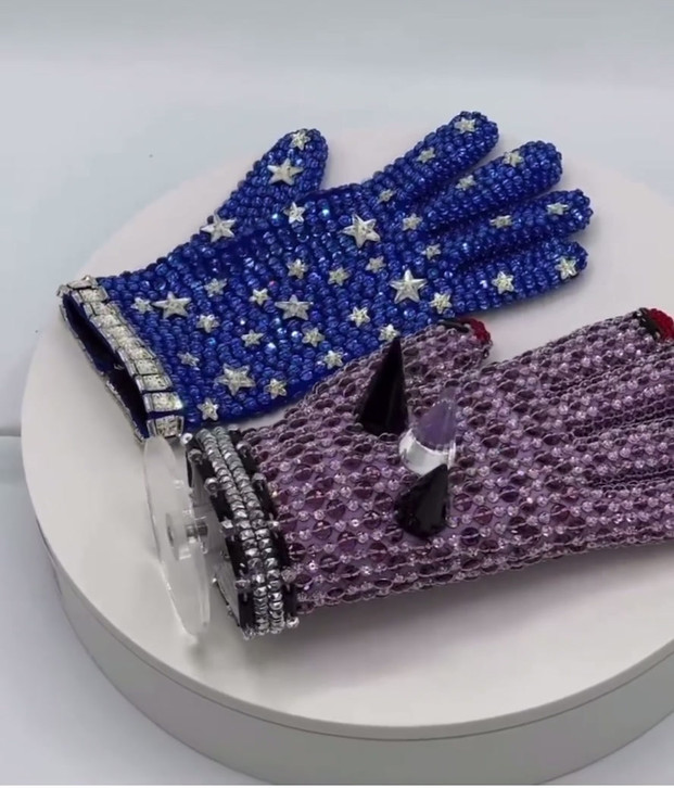 Fantasy Gloves Video