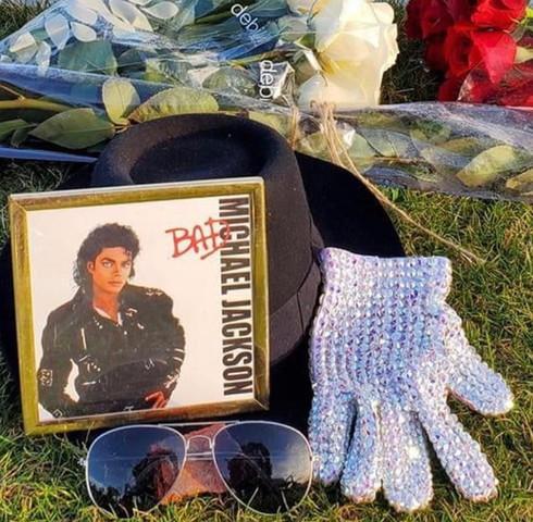 Grammy Awards Glove Customer Photo