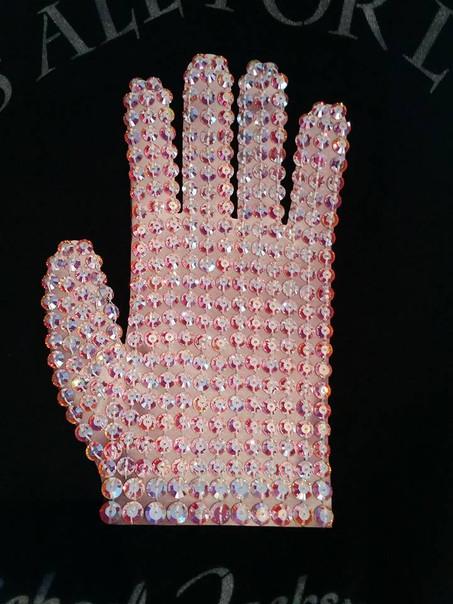 Swarovski Crystal Glove