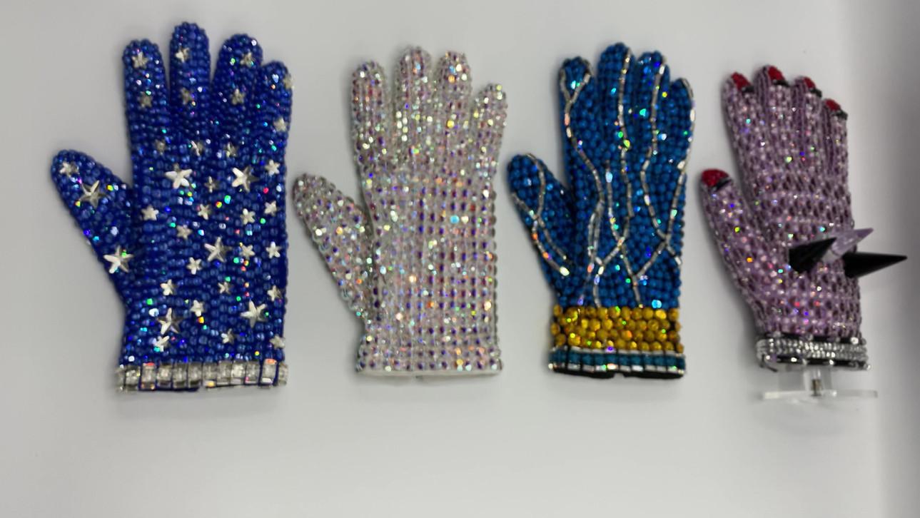 Multiple Gloves Video