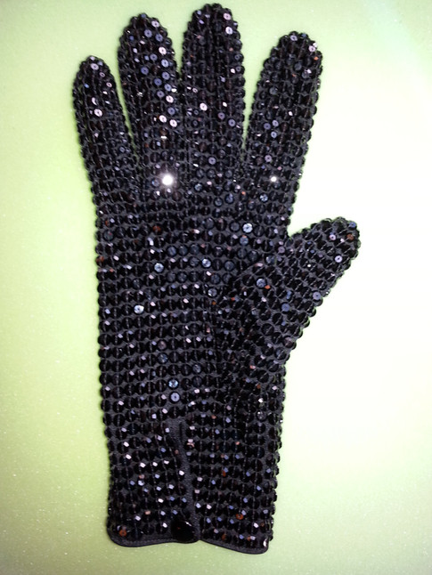 Black History Teaser Glove