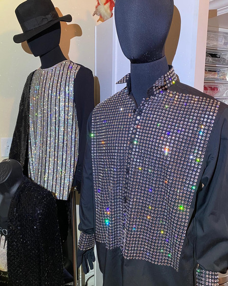 Michael Jackson Motown 25 Shirt