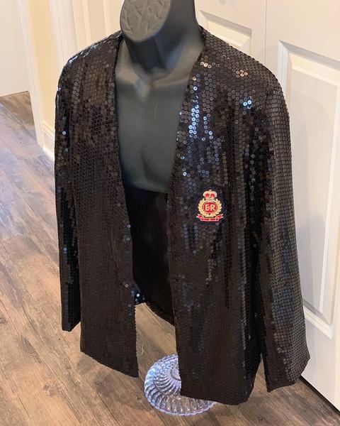 Michael Jackson Victory Tour Jacket