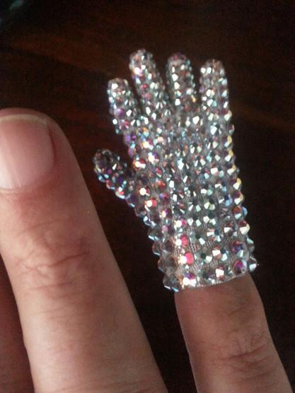 Mini Glove Customer Photo