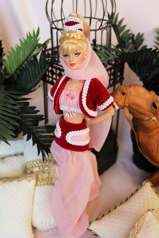 This Doll I made for Barbara Eden