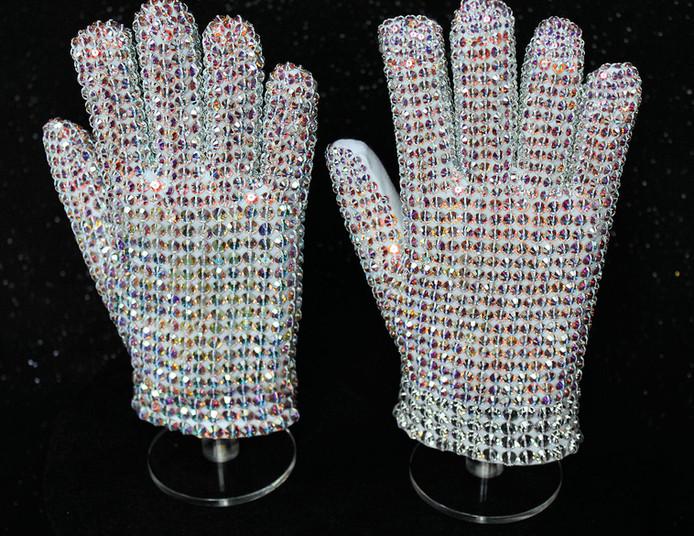 History Tour & Bad Tour Gloves