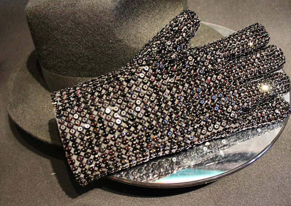 Black American Music Awards Glove