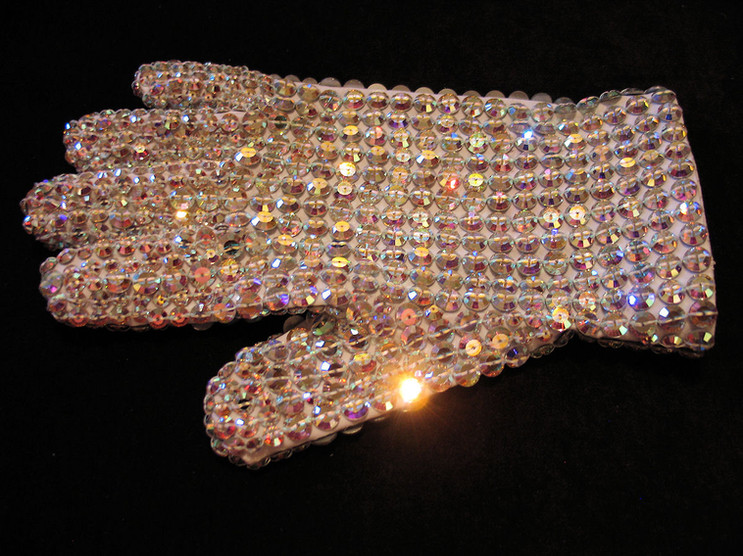 Grammy Awards Glove