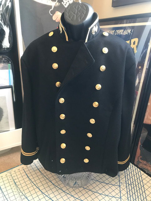 Michael Jackson Guinness Jacket
