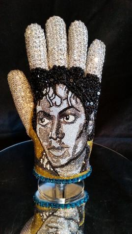 Michael Jackson Thriller Glove